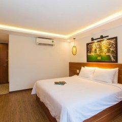 Отель Riverside Impression Homestay Villa 3* Номер Делюкс с различными типами кроватей фото 8