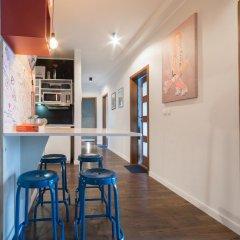 Quattro Loft Hostel в номере