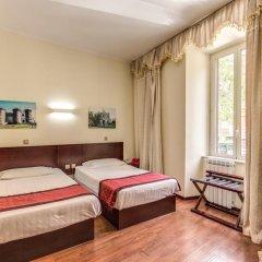Отель B&B Leoni Di Giada 3* Стандартный номер с двуспальной кроватью фото 9