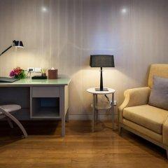 Отель Amari Residences Bangkok 4* Студия Делюкс с различными типами кроватей фото 9