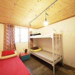 Lazy Fox Hostel Стандартный номер с различными типами кроватей