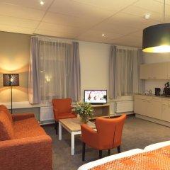 Amsterdam Teleport Hotel 3* Студия с различными типами кроватей фото 3