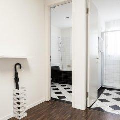Апартаменты Ema House Serviced Apartments Seefeld Цюрих комната для гостей фото 4