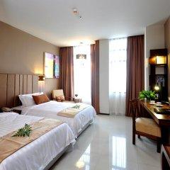 Grand Howard Hotel 4* Улучшенный номер с различными типами кроватей фото 4