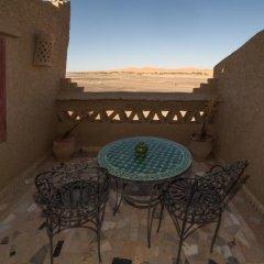 Отель Kasbah Panorama Марокко, Мерзуга - отзывы, цены и фото номеров - забронировать отель Kasbah Panorama онлайн балкон