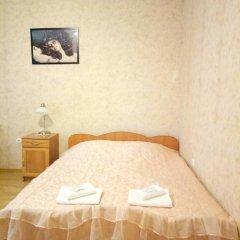 Гостиница Аксинья Стандартный номер с двуспальной кроватью (общая ванная комната) фото 2