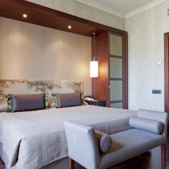 Hotel Barcelona Center 4* Улучшенный номер с различными типами кроватей