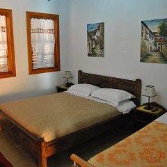 Отель Guesthouse Kris Берат комната для гостей фото 4