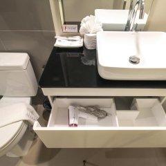 Отель Myhotel Cmyk@Ratchada 3* Полулюкс с различными типами кроватей фото 12