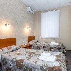 Гостиница Самара Люкс 3* Номер Эконом 2 отдельными кровати (общая ванная комната)