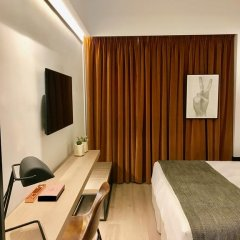 Niki Athens Hotel комната для гостей фото 8