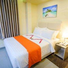 Отель Point Inn 3* Улучшенный номер с различными типами кроватей