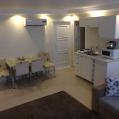Отель Defne Suites Улучшенные апартаменты с различными типами кроватей фото 2