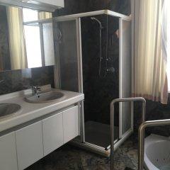 Отель Les résidences du mont Saint Martin ванная фото 2