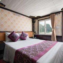 Отель Halong Apricot Cruise комната для гостей фото 2