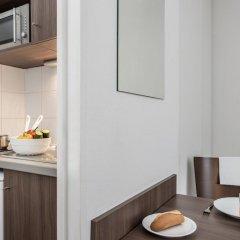 Отель Aparthotel Adagio access Paris Quai d'Ivry 3* Студия с различными типами кроватей фото 7