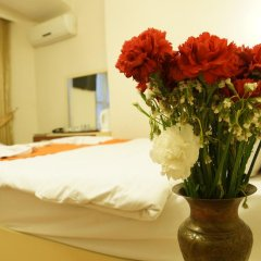 Hotel Mara 3* Номер Делюкс с различными типами кроватей фото 13