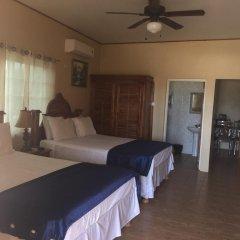 Отель Brytan Villa Ямайка, Треже-Бич - отзывы, цены и фото номеров - забронировать отель Brytan Villa онлайн комната для гостей фото 4