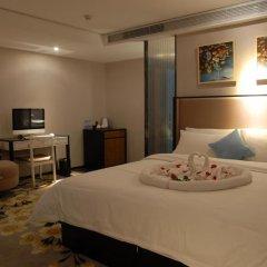 Yingshang Fanghao Hotel 3* Представительский номер с различными типами кроватей фото 7