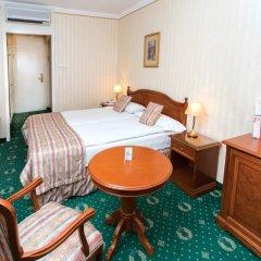 Danubius Hotel Astoria City Center 4* Стандартный номер с различными типами кроватей