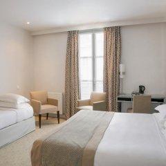 Отель Hôtel A La Villa des Artistes 3* Стандартный номер с различными типами кроватей фото 4