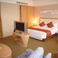 Grand Metropark Hotel Suzhou 4* Номер Делюкс с различными типами кроватей фото 2