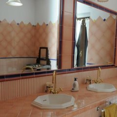 Отель La Dimora Dei 5 Sensi Понтеканьяно-Фаяно ванная фото 2
