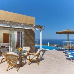 Апартаменты Nymphes Luxury Apartments питание