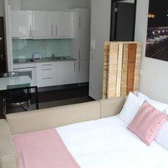 Отель 12 Short Term Апартаменты разные типы кроватей фото 4