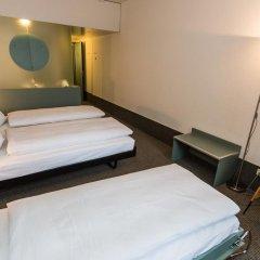 Hotel City am Bahnhof 3* Стандартный номер с различными типами кроватей фото 5