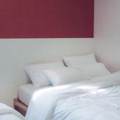 The An Hostel Номер Делюкс с различными типами кроватей фото 5