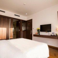 Authentic Hanoi Boutique Hotel 4* Номер Делюкс с различными типами кроватей фото 3