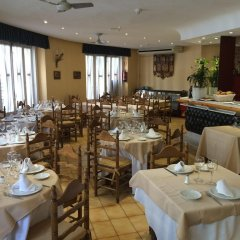 Отель Asturias питание фото 2