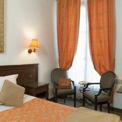 Отель Bersolys Saint-Germain Франция, Париж - отзывы, цены и фото номеров - забронировать отель Bersolys Saint-Germain онлайн комната для гостей фото 6