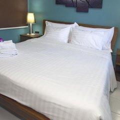 Pattaya Garden Apartments Boutique Hotel 3* Полулюкс с различными типами кроватей фото 5