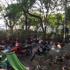 Отель Istay Inn Saigon парковка
