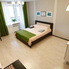 Гостиница ApartHotel Lazurnyy в Новосибирске 1 отзыв об отеле, цены и фото номеров - забронировать гостиницу ApartHotel Lazurnyy онлайн Новосибирск комната для гостей фото 4