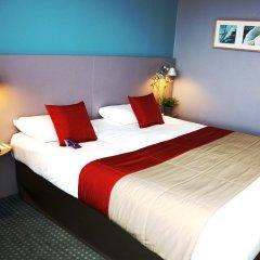 Отель Mercure Marseille Centre Prado Vélodrome 4* Стандартный номер с различными типами кроватей фото 5