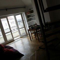 Отель Jump In Hostel Чехия, Прага - 2 отзыва об отеле, цены и фото номеров - забронировать отель Jump In Hostel онлайн комната для гостей фото 3