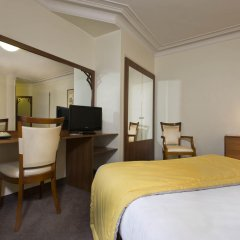 Grand Hotel Des Balcons 2* Стандартный номер фото 3