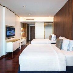 A-One The Royal Cruise Hotel Pattaya 4* Представительский номер с различными типами кроватей фото 3