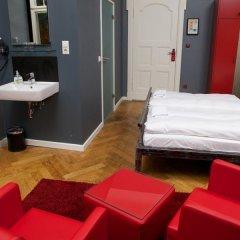 Отель ArtHotel Connection Люкс с двуспальной кроватью фото 8