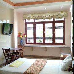 Отель Hi Hop Yen Homestay 2* Стандартный номер с двуспальной кроватью фото 4