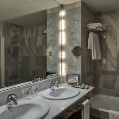 Отель Parador De Sos Del Rey Catolico Сос-дель-Рей-Католико ванная