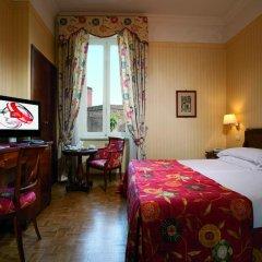 Hotel Victoria 4* Стандартный номер с различными типами кроватей