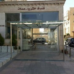 Отель Al Thuraya Hotel Amman Иордания, Амман - отзывы, цены и фото номеров - забронировать отель Al Thuraya Hotel Amman онлайн парковка