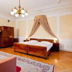 Regina Hotel 4* Номер Делюкс с различными типами кроватей фото 5