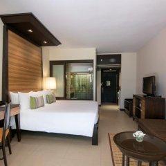 Отель Siam Bayshore Resort Pattaya 5* Номер Делюкс с различными типами кроватей фото 3