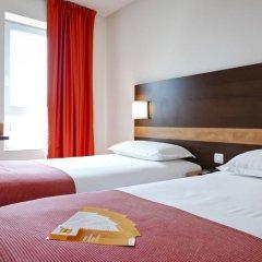 Отель Premiere Classe Lyon Centre - Gare Part Dieu 2* Стандартный номер с различными типами кроватей фото 7