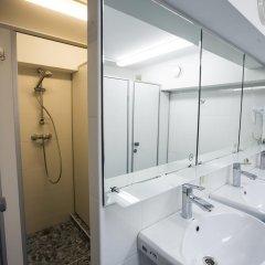 Мини-Отель City Life 2* Кровать в общем номере с двухъярусной кроватью фото 9